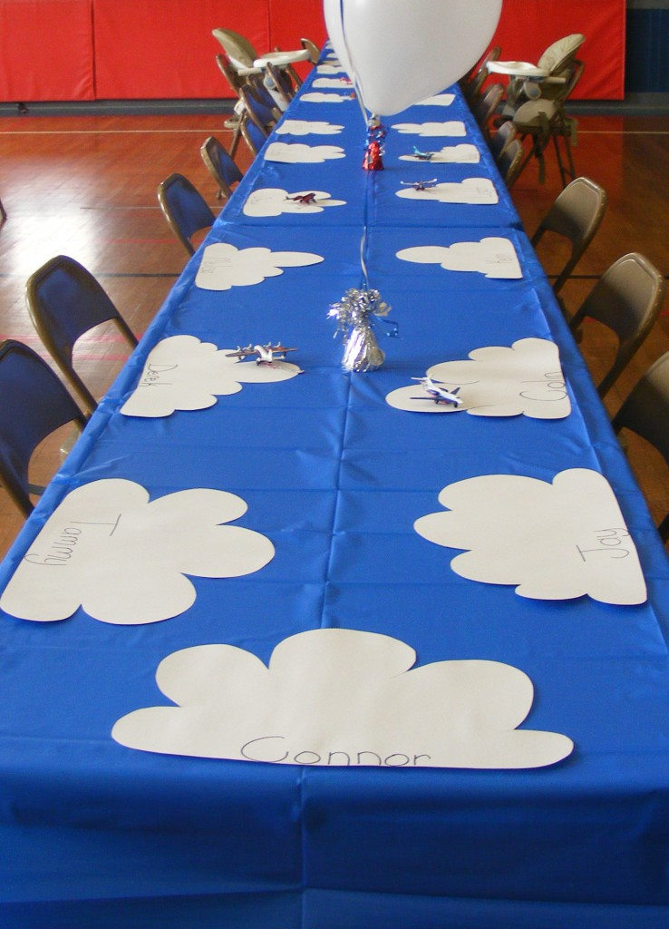 Kids and Parents Table