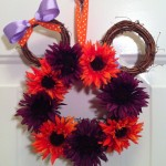 Mini Minnie Wreath