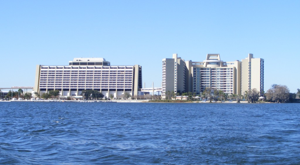 Bay Lake Tower and The Contemporary Resort