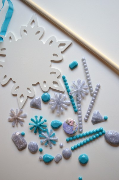 Mod Podge Molds Embellishments