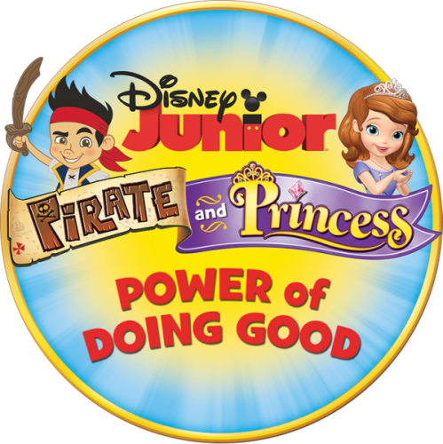 Pirate and Princess Power of Doing Good Tour