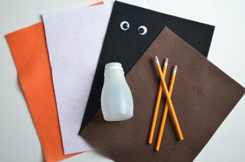 Olaf Pencil Holder Supplies