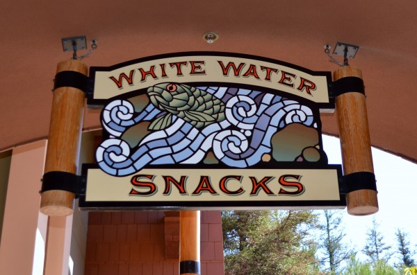 Food options at Disney's Grand Californian Hotel