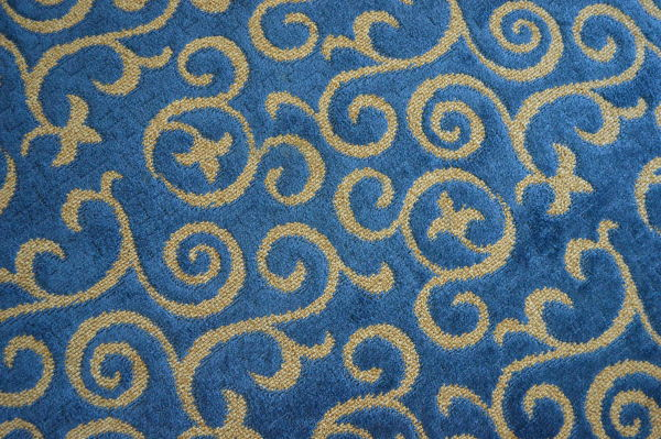 carpeting at Disneyland Hotel with Mouse Ears Mom.com