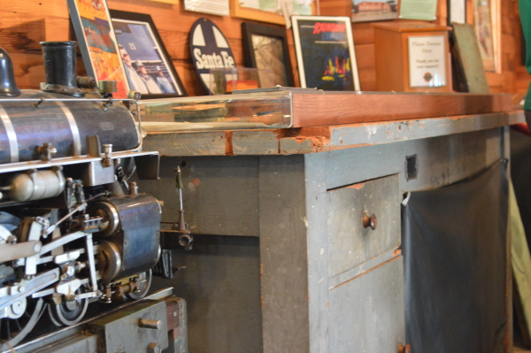 Walt's work bench
