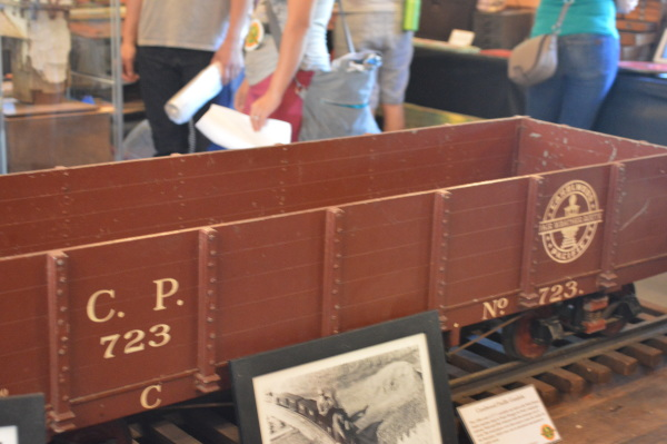 Carolwood Pacific car