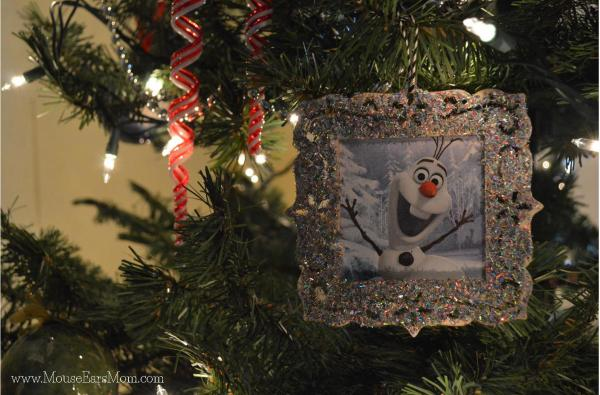 Olaf Ornament